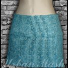 Abercrombie & Fitch Silk Lined Boucle Mini Skirt - size 6 - S6B0006