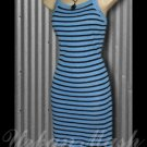 Sans Souci Sexy Tank Style Knit Summer Dress - size medium - DMBBK0001