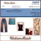 Gift Certificate $50 - Urban Mash Boutique - Apparel & Accessories