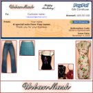 Birthday Gift Certificate $50 - Urban Mash Boutique - Apparel & Accessories