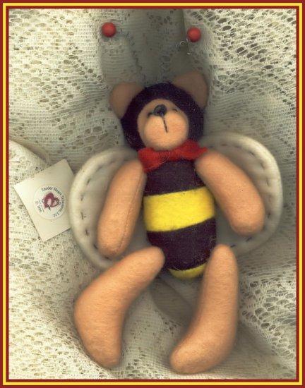 Bumble Bee Teddy Bear By Tender Heart Treasures