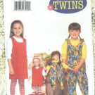 Butterick Pattern 3562 Kids & Dolls Matching Twin Sets