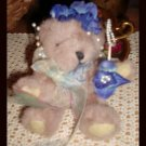 Fairy Teddy Bear Handcrafted OOAK Unique Bear