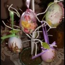 Easter Egg Tree Victorian Shabby Cottage Decor