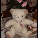 Yang Jee Teddy Bear Old Fashioned Face White