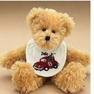Boyds Bears NASCAR Dale Earnhardt JR #8 Bear with Bib