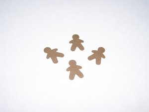 Gingerbread Boys � Plain