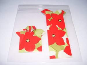 Origami Outfits � Matching Set - Flowered