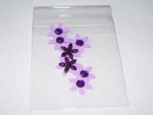 Daisy 6 � Purple Assorted