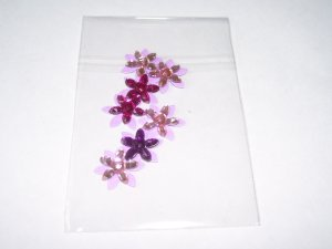 Daisy 6 � Purple Assorted No. 421