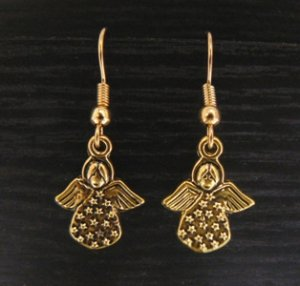Made for an Angel Earrings � GP