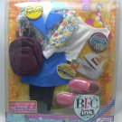 "New BFC Inck Doll Fashion Cothes Casual Cool"" for your 18"" Large BFC MGA Doll"