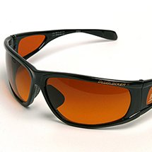 BluBlocker Viper Sunglasses with Soft Pouch! Unisex!