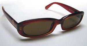 Versace 308 Col. 724 Sunglasses Rare, Vintage Sunglasses
