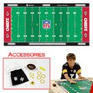 NFL® Licensed Finger Football™ Game Mat - Chiefs