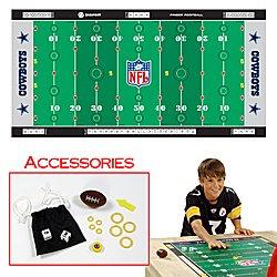 NFL® Licensed Finger Football� Game Mat - Cowboys