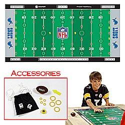 NFL® Licensed Finger Football� Game Mat - Lions