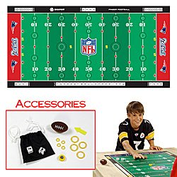 NFL® Licensed Finger Football� Game Mat - Patriots
