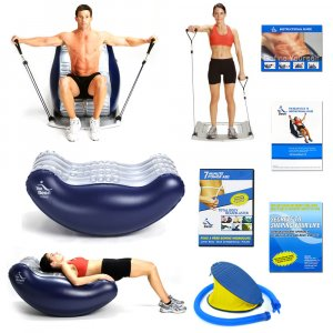 The Bean Deluxe and Flex 10 - The Ultimate Exerciser