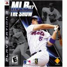 MLB 07 The Show For Playstation 3