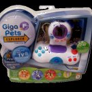 Giga Pets Explorer Plug and Play Game-- Set of 4!
