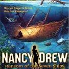 NANCY DREW - RANSOM OF THE SEVEN SHIPS