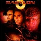 BABYLON 5 - THE COMPLETE 1ST SEASON