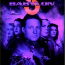 BABYLON 5 - THE COMPLETE 2ND SEASON