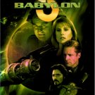 BABYLON 5 - THE COMPLETE 3RD SEASON