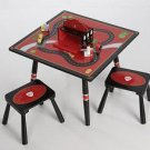 Levels of Discovery Firefighter Table/2 stool set