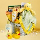 Rub-a-Dub Ducky Gift Basket