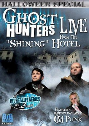 HAWES,JASON GHOST HUNTERS:LIVE FROM SHINING HOTEL