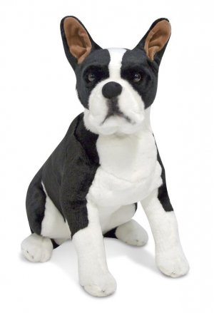 Melissa and Doug Boston Terrier - Plush