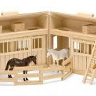 Melissa and Doug Fold & Go Mini Stable