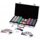 Maxam® 309pc Poker Chip Set in Aluminum Case