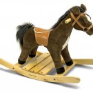 Melissa and Doug Rock and Trot Rocking Horse - Plush