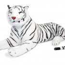 Melissa and Doug White Tiger - Plush