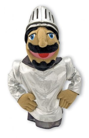 Melissa and Doug Knight Puppet