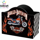 KidKraft Harley-Davidson Checker Novelty Box