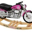 KidKraft Harley-Davidson Pink Softail Rocker