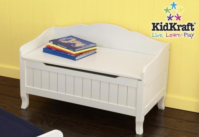 KidKraft Nantucket Toybox without cushion