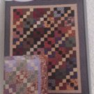 Scrappy Squares Quilt Pattern