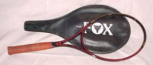 ATP Fox Red Graphite like prostaff st vincent 6.0