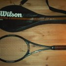 wilson ultra 2 UII Graphite Rare excellent  condition