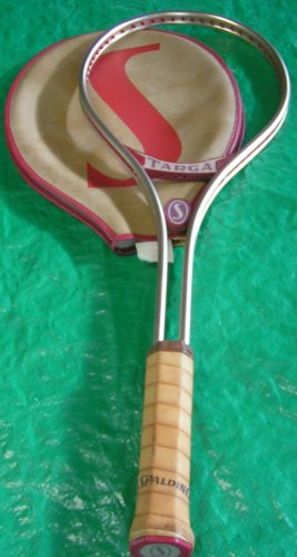 Spalding Targa Metal Tennis racket