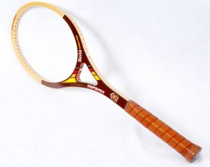 NOS TAD Topspin Wood Tennis Racket