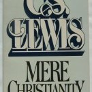 C S Lewis MERE CHRISTIANITY Collier PB Book
