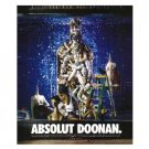 ABSOLUT DOONAN Vodka Magazine Ad