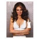 ELIZABETH HURLEY got milk? Milk Mustache Magazine Ad © 2006