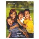 MARÍA CELESTE Y SUS HIJOS got milk? Milk Mustache Magazine Ad © 2007 SPANISH TEXT